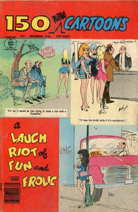 Cover Thumbnail for 150 New Cartoons (Charlton, 1962 series) #72