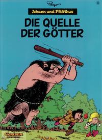Cover Thumbnail for Johann und Pfiffikus (Carlsen Comics [DE], 1994 series) #11 - Die Quelle der Götter