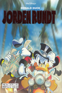 Cover Thumbnail for Donald Duck Tema pocket; Walt Disney's Tema pocket (Hjemmet / Egmont, 1997 series) #Donald Duck Jorden rundt