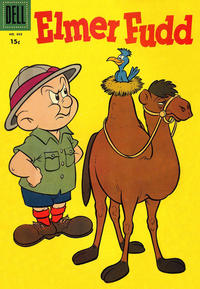 Cover Thumbnail for Four Color (Dell, 1942 series) #888 - Elmer Fudd [15¢]