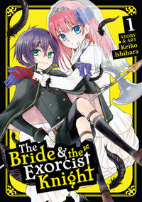 Cover Thumbnail for The Bride & the Exorcist Knight (Seven Seas Entertainment, 2018 series) #1