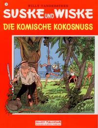 Cover Thumbnail for Suske und Wiske (Salleck, 2010 series) #13 - Die komische Kokosnuss