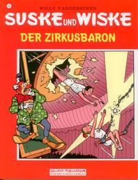 Cover Thumbnail for Suske und Wiske (Salleck, 2010 series) #14 - Der Zirkusbaron