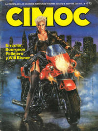 Cover Thumbnail for Cimoc (NORMA Editorial, 1981 series) #73