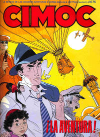 Cover Thumbnail for Cimoc (NORMA Editorial, 1981 series) #75
