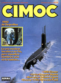 Cover Thumbnail for Cimoc (NORMA Editorial, 1981 series) #79