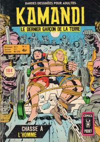 Cover Thumbnail for Kamandi (Arédit-Artima, 1975 series) #4