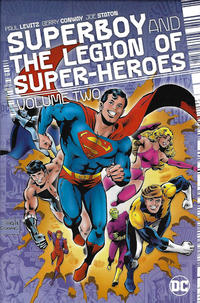 Cover Thumbnail for Superboy and the Legion of Super-Heroes (DC, 2017 series) #2