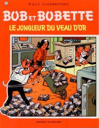 Cover Thumbnail for Bob et Bobette (Standaard Uitgeverij, 1967 series) #67 - Le Jongleur du Veau D'Or