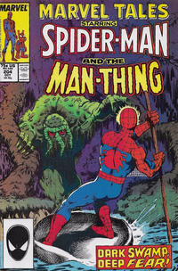 Cover Thumbnail for Marvel Tales (Marvel, 1966 series) #204 [Direct]