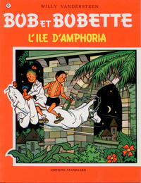 Cover Thumbnail for Bob et Bobette (Standaard Uitgeverij, 1967 series) #68 - L'Ile d'Amphoria