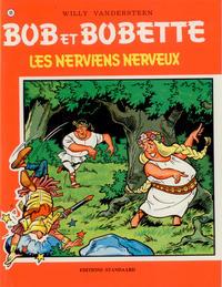 Cover Thumbnail for Bob et Bobette (Standaard Uitgeverij, 1967 series) #69 - Les Nerviens Nerveux