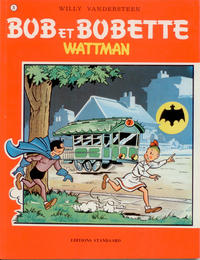 Cover Thumbnail for Bob et Bobette (Standaard Uitgeverij, 1967 series) #71 - Wattman