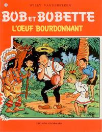 Cover Thumbnail for Bob et Bobette (Standaard Uitgeverij, 1967 series) #73 - L'Oeuf Bourdonnant