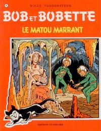 Cover Thumbnail for Bob et Bobette (Standaard Uitgeverij, 1967 series) #74 - Le Matou Marrant