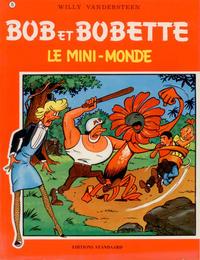 Cover Thumbnail for Bob et Bobette (Standaard Uitgeverij, 1967 series) #75 - Le Mini-Monde