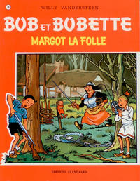 Cover Thumbnail for Bob et Bobette (Standaard Uitgeverij, 1967 series) #78 - Margot la folle
