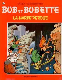 Cover Thumbnail for Bob et Bobette (Standaard Uitgeverij, 1967 series) #79 - La harpe perdue