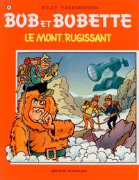 Cover Thumbnail for Bob et Bobette (Standaard Uitgeverij, 1967 series) #80 - Le Mont Rugissant