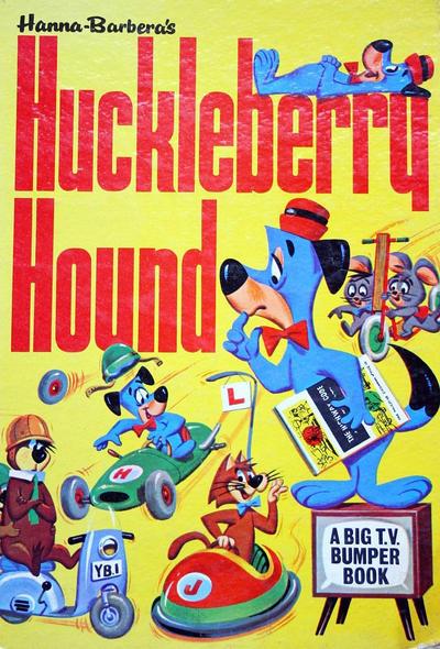 Cover for Huckleberry Hound (Peveril Books, 1961 series) #[1964]