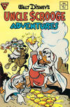 Cover for Walt Disney's Uncle Scrooge Adventures (Gladstone, 1987 series) #1 [Direct]