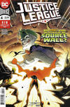 Cover Thumbnail for Justice League (2018 series) #4 [Jorge Jimenez Cover]
