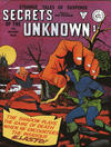 Cover for Secrets of the Unknown (Alan Class, 1962 series) #97