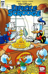 Cover Thumbnail for Uncle Scrooge (2015 series) #37 / 441 [Retailer Incentive Cover - Marco Gervasio]