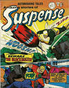 Cover for Amazing Stories of Suspense (Alan Class, 1963 series) #105