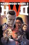 Cover for Harbinger Wars 2 (Valiant Entertainment, 2018 series) #3 [Cover A - J. G. Jones]