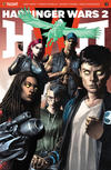 Cover Thumbnail for Harbinger Wars 2 (2018 series) #3 [Cover B - Mico Suayan]