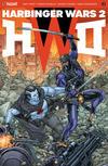 Cover for Harbinger Wars 2 (Valiant Entertainment, 2018 series) #3 [Cover C - Juan José Ryp]