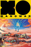 Cover Thumbnail for X-O Manowar (2017) (2017 series) #17 [Cover C - Veronica Fish]