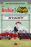 Cover Thumbnail for Archie Meets Batman '66 (2018 series) #1 [Cover F Ty Templeton]