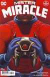 Cover for Mister Miracle (DC, 2017 series) #3 [Second Printing]