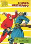 Cover for I Classici dell'Avventura (Edizioni Fratelli Spada, 1962 series) #74