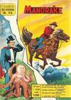 Cover for I Classici dell'Avventura (Edizioni Fratelli Spada, 1962 series) #73