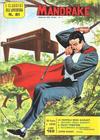 Cover for I Classici dell'Avventura (Edizioni Fratelli Spada, 1962 series) #81