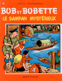 Cover Thumbnail for Bob et Bobette (Standaard Uitgeverij, 1967 series) #94