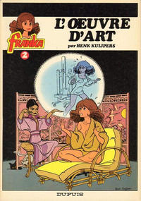Cover Thumbnail for Franka (Dupuis, 1981 series) #2 - L'oeuvre d'art