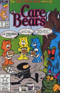Cover Thumbnail for Care Bears (Marvel, 1985 series) #14 [Direct]