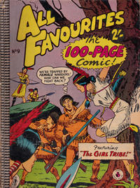 Cover Thumbnail for All Favourites, The 100-Page Comic (K. G. Murray, 1957 ? series) #9