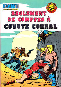 Cover Thumbnail for Kamandi (Arédit-Artima, 1980 series) #3
