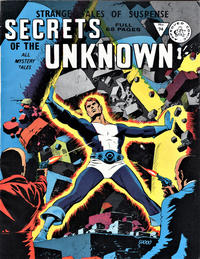 Cover Thumbnail for Secrets of the Unknown (Alan Class, 1962 series) #74