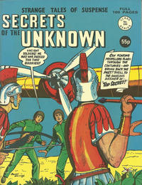 Cover Thumbnail for Secrets of the Unknown (Alan Class, 1962 series) #243
