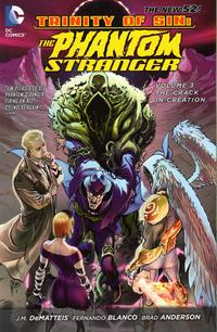 Cover Thumbnail for Trinity of Sin: The Phantom Stranger (DC, 2013 series) #3 - The Crack in Creation