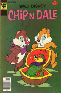 Cover Thumbnail for Walt Disney Chip 'n' Dale (Western, 1967 series) #49 [Whitman]
