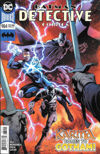 Cover Thumbnail for Detective Comics (DC, 2011 series) #984