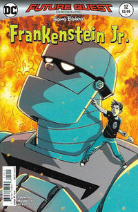 Cover Thumbnail for Future Quest Presents (DC, 2017 series) #12