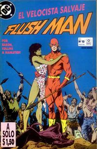 Cover Thumbnail for Flushman (Editorial Perfil, 1992 series) #10